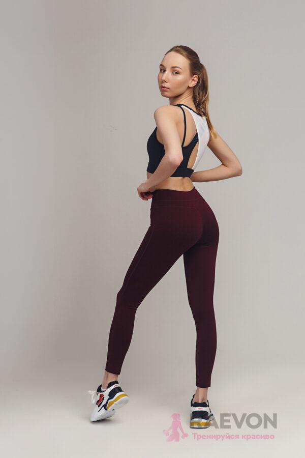 Топ бра женсая спортивная одежда